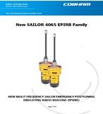 Sailor 4065 Epirb- Family