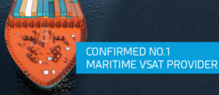 THE MARLINK GROUP IS CONFIRMED AS NUMBER 1 MARITIME VSAT AND CONNECTIVITY PROVIDER