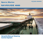 Steering system-NAVIGUIDE-4000