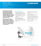 Sea Tel 100 TV