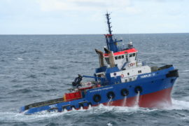 Telemar wins 50-vessel service and maintenance contract with Fairplay Towage group